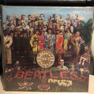 The Beatles - Sgt. Peppers Lonely Hearts Club Band