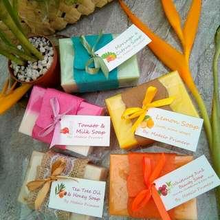 Artisan Organic Beauty Soap