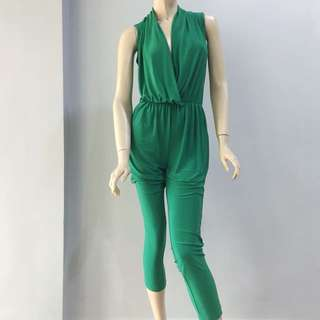 Details Green Bodysuit