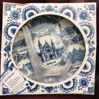 #jualbarangjadul Keramik Delft Blue Belanda