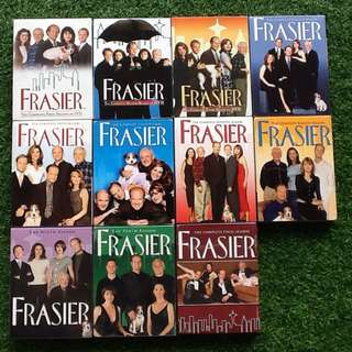 Frasier: The Complete Series DVDs