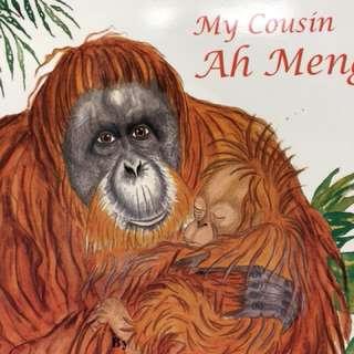 My cousin Ah Meng