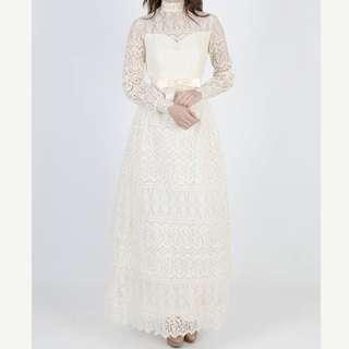 外國aline輕婚紗