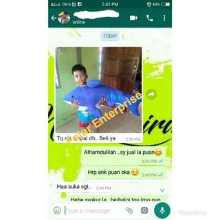 FEEDBACK CUST - SHARK TOY SAIZ L
