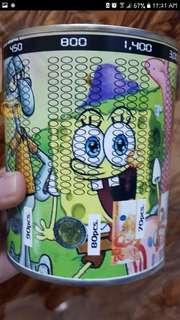 Customize ipon can