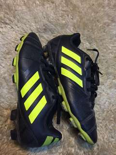 Adidas Soccer Shoes Nitrocharge 3.0