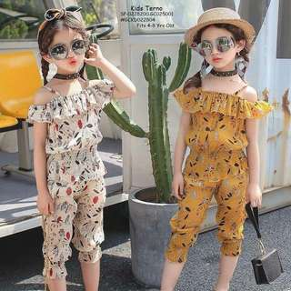 KIDS TERNO PHP Fits 4-8 Yrs Old