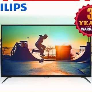 Phillips 50inch 4k smart tv