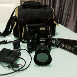 Sony camera N50