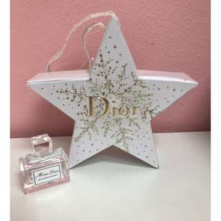 Dior Miss Dior Blooming Bouquet EDT Star Limited Edition 5ml