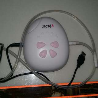 Lacte Solo Breastpump - preloved