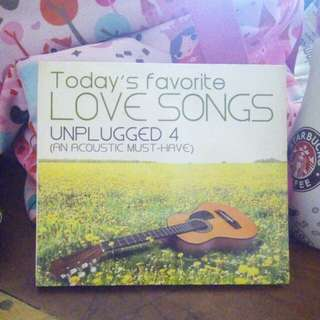Love songs (acoustic)