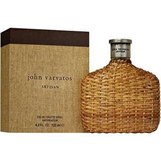 John Varvatos Artisan EDT for Men (125ml/Tester) Brown