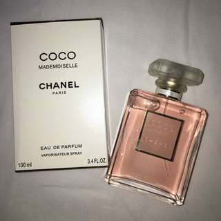COCO CHANEL MADEMOISELLE Eau de Parfum