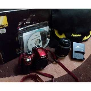 DSLR CAMERA FOR SALE