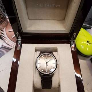 全新行貨zenith elite central second 公價$41700 現售$18000