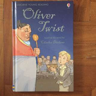 Usborne Young Reading Oliver Twist