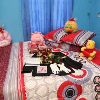 Bedcover tebal