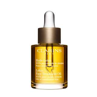 Clarins Lotus Face Treatment Oil - Combination/Oily Skin (BNIP)