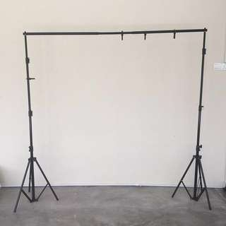 2.6M x 3M Backdrop Stand