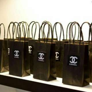 Chanel Customized Goodies Bag
