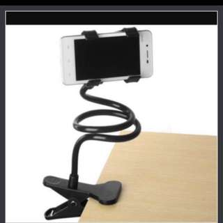 Plastic long Lazy mobile ~ adjustable holder,.,,
