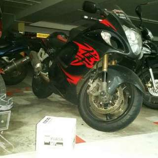 Motorcycle Battery Rescue 24hrs (Hayabusa 1300rr)