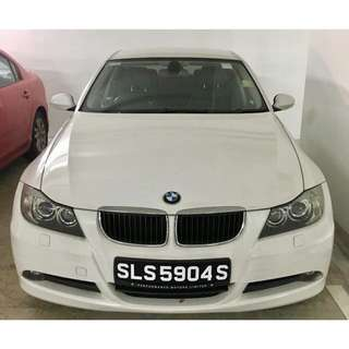 BMW 320i (LOW RENTAL!)