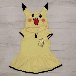 Pikachu Baby Dress
