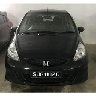 Honda Jazz (LOW RENTAL!)