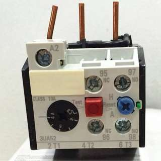 SIEMENS THERMAL OVERLOAD RELAY →3UA5240-1G