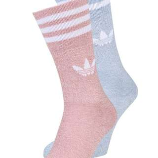 [AUTHENTIC] Adidas Original Solid Crew Mela Socks