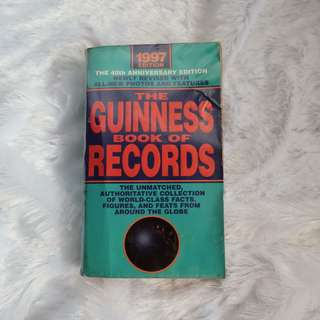 The Guinness Book of World Records (1997)