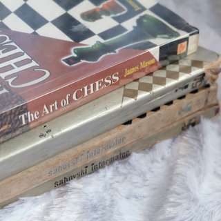 Classic Chess Books