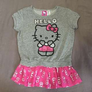 HelloKitty Blouse 7-8 y.o