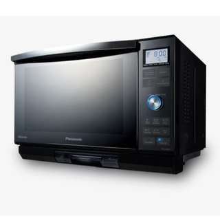 Panasonic Steam Microwave Oven  NN-DS592 (27L)