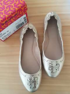 Authentic Tory Burch Ballet Flat