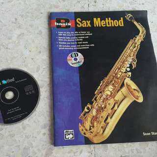 Saxaphone practice learning for beginners