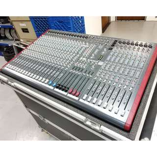 "USED - Allen & Heath ZED - 428 - ""Sold As Is"" Pro Audio Mixer w/ flight case"