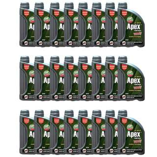 Pertua Apex Synthetic Performance Gasoline Engine Oil SAE 15W/50 1L 1Box (24S)