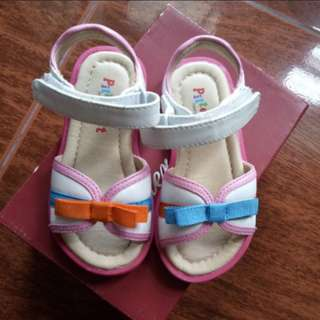 Pitter Pat Sandals (Size 23)