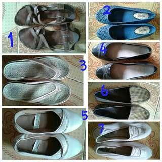 REPRICE! Flat Shoes Dan Sandal