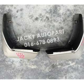 Rear Bumper Mudflap & Cover Honda City Aria Gd8