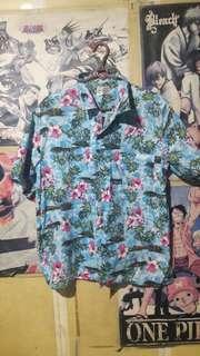 Hawaiian style polo