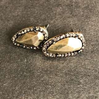 Vintage 耳環(購於歐洲)