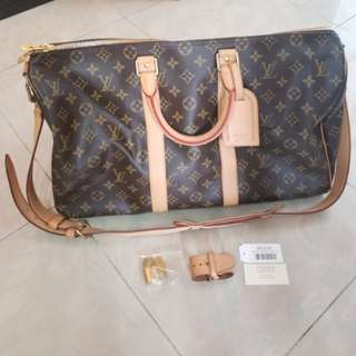 LV Keepall Bandouliere 45 (M41418)