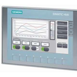 Siemens, 7 in TFT Touch Screen HMI, Colour, 800 x 480pixels, 214 x 158 x 39 mm → 6AV2123-2GA03-0AX0