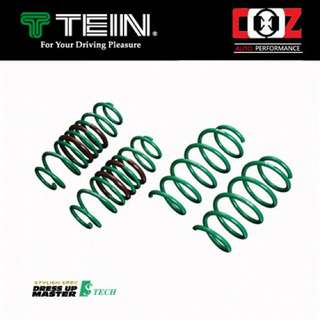 Tein s tech spring for vios