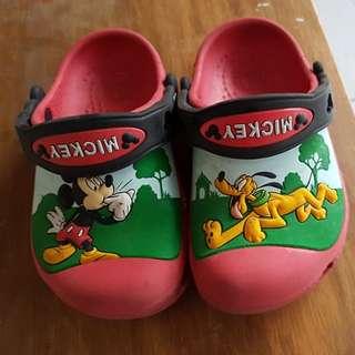 #MakinTebel Sandal crocs original