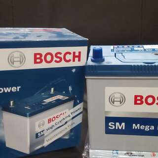 Bosch Battery 65B24L/R@LS/RS有0粒